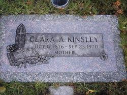 Clara Amelia <i>Grater</i> Kinsley