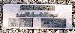 Mary Etta <i>Cooper</i> Anthony
