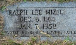 Ralph Lee Mizell