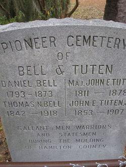 Bell-Tuten-Moody Cemetery
