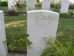 Lance Corporal Albert Francis Pinches