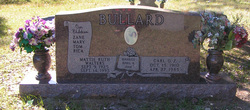 Mattie Ruth <i>Walters</i> Bullard