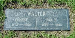Ina K Walter