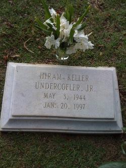 Hiram The Face <i>Undercofler</i> Keller, Jr