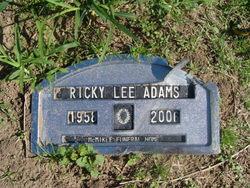 Ricky Lee Adams