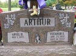 Eleanor Louise <i>Jeffers</i> Arthur