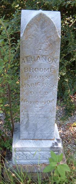 Alhanon Al Broome, Sr