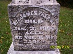 Rev James Frey, Sr