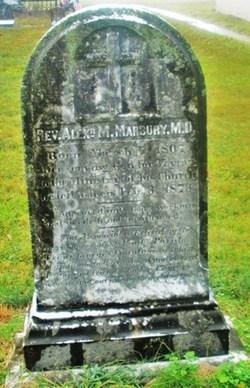 Rev Alexander Magruder Marbury