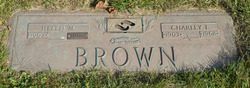 Charles E Brown