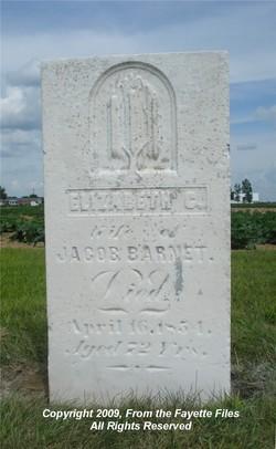 Elizabeth C. <i>Whitcomb</i> Barnet