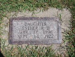 Esther R. D. Christianson