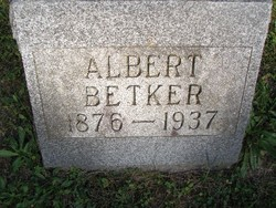 Albert Betker