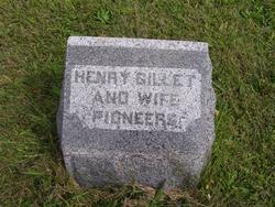 Henry Gillett