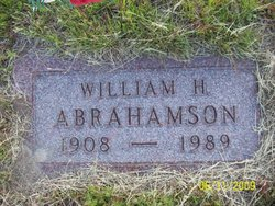 William Harold Abrahamson