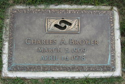 Charles A Brower