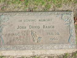 John David Rauch