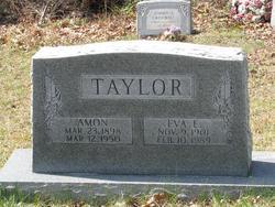 Eva Elizabeth <i>Walker</i> Taylor