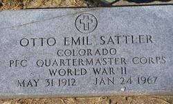 Otto Emil Sattler