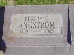 Bertha C. <i>Carbaugh</i> Angstrom