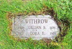 Hilda May <i>Withrow</i> MacLean
