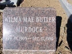 Wilma Mae <i>Butler</i> Murdock