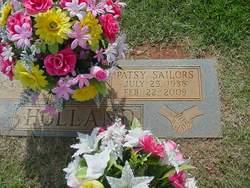 Patsy <i>Sailors</i> Holland