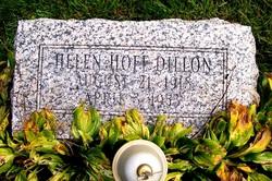 Helen <i>Hoff</i> Dillon