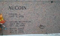 Thelma <i>Melancon</i> Aucoin