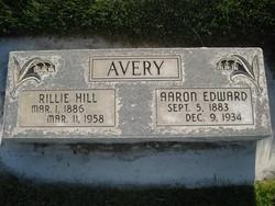 Rillie <i>Hill</i> Avery