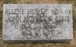 Allene <i>Hower</i> Ellis