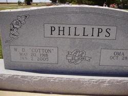 William Duron Cotton Phillips