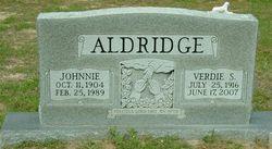 Verdie <i>Skinner</i> Aldridge