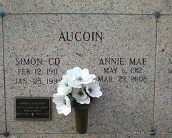 Annie Mae <i>Hebert</i> Aucoin
