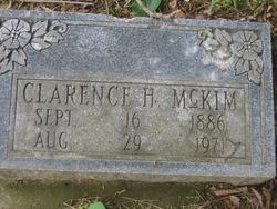 Clarence H. McKim