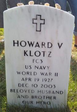 Howard Vincent Klotz