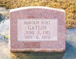 Harold Fort Gatlin