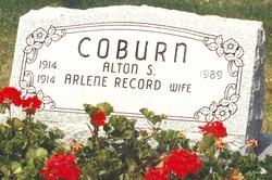 Arlene Alberta <i>Record</i> Coburn