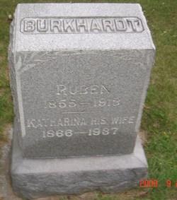 Ruprecht Reuben Burkhardt