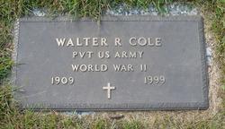 Walter R. Cole