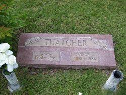 Anna Thatcher