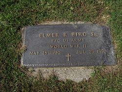 PFC Elmer R. Bird, Sr