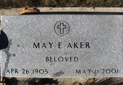 May E. Aker