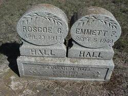 Roscoe G Hall