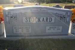 Benjamin Freed Ben Stockard