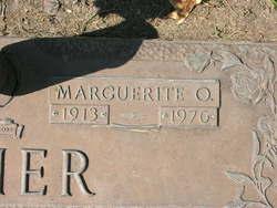 Marguerite Omie <i>Mullikin</i> Fisher