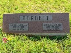 Sameul James Barnett