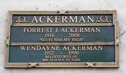Forrest James Ackerman