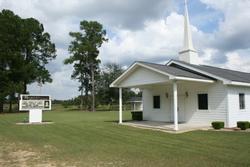 Rogers Baptist Church Cemetery