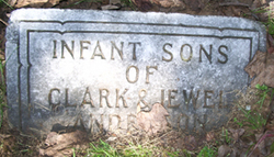 Infant Sons Anderson